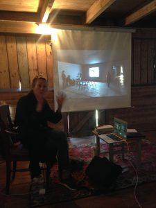 Lina berättar om Venedigbiennalen 2015